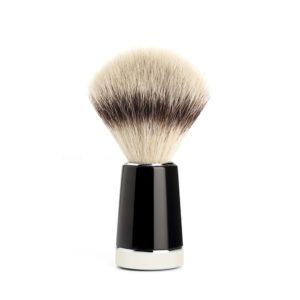 blaireau-synthetique-m-muhle-silvertip-fibre-Herr von Eden
