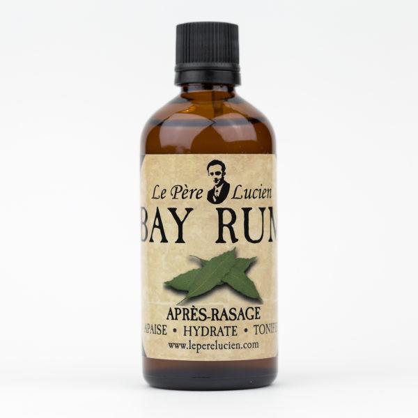 Après-rasage Bay Rum