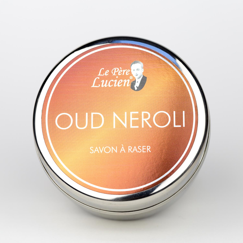 Savon du barbier Karité et Oud Néroli 150g - Le Père Lucien
