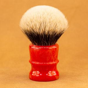 blaireau-rasage-mred-lpl-finest-28mm-resine-rouge-10