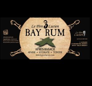 Bay Rum Le Père Lucien