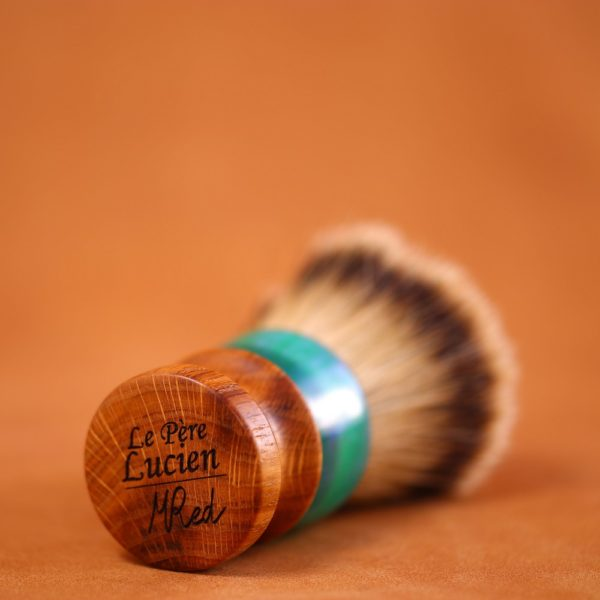 blaireau-rasage-mred-hmw-28mm-chene-resine-lpl-fan-n7