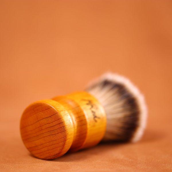 blaireau-rasage-mred-le-pere-lucien-Silvertip-26mm-fan-peroba-n1