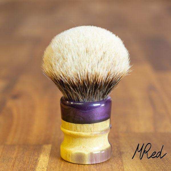 blaireau-mred-lpl-30mm-hmw-bulb-resine-bois-1
