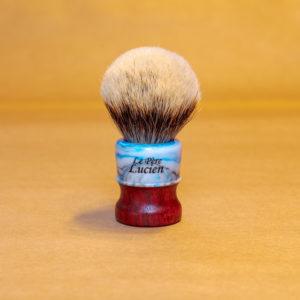 blaireau-mred-lpl-26mm-finest-bulb-sur-padouk-résine-bleue-blanche